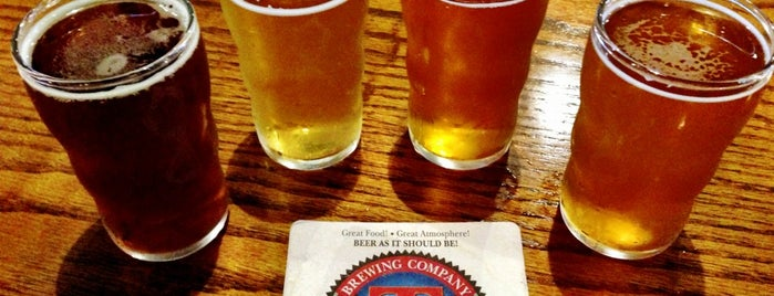 Tustin Brewing Company is one of Yet to Visit.