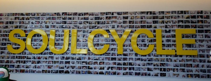 SoulCycle West Hollywood is one of Locais curtidos por Amanda.