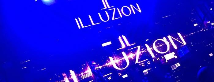 Illusion Night Club is one of Patricio 님이 좋아한 장소.
