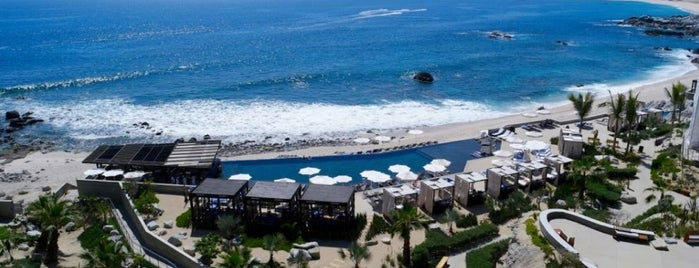 Thompson Hotel is one of Cabo San Lucas, Mexico.