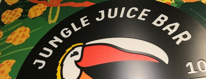 Jungle Juice Bar is one of Clarissaさんのお気に入りスポット.