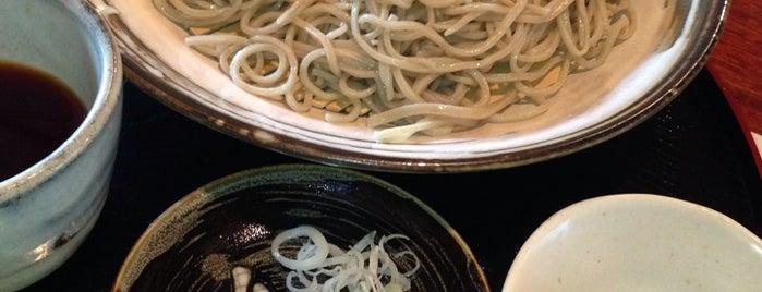 手打ちそば かくれみの is one of Posti che sono piaciuti a 商品レビュー専門.