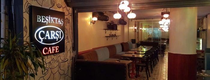 Beşiktaş Çarşı Cafe Nargile is one of Potantial.