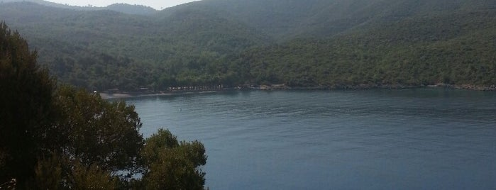 Boncuk Camping is one of Marmaris.