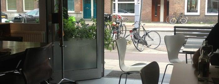 't Wethoudertje is one of VEGAN AMSTERDAM.