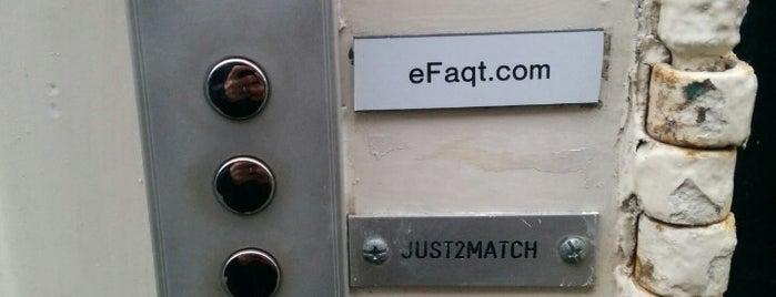 Efaqt is one of Orte, die Katie gefallen.