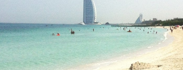 Al Sufouh Beach is one of Dubai.
