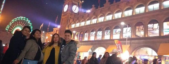 Instalaciones de la Feria Pachuca is one of Ernesto : понравившиеся места.