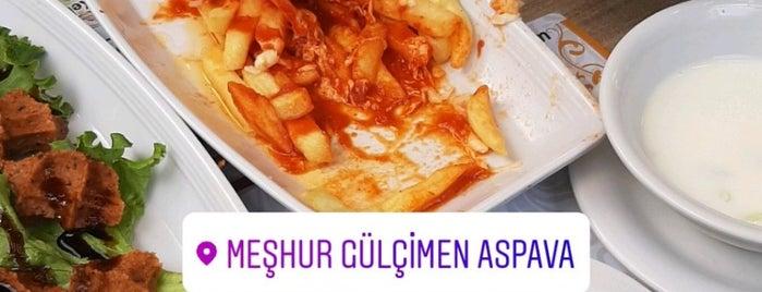 Meşhur Gülçimen Aspava is one of Tempat yang Disimpan 🆉🅴🆈🅽🅴🅻.