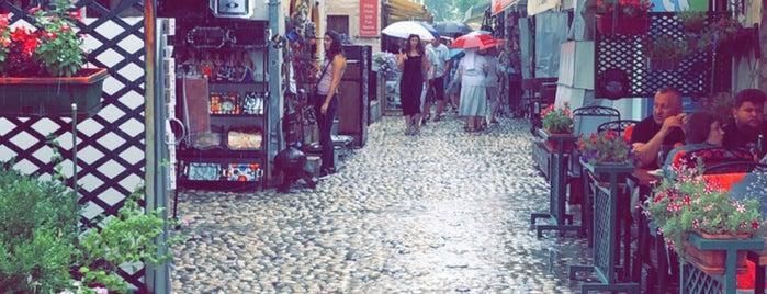 Bazaar with love is one of Balkans.