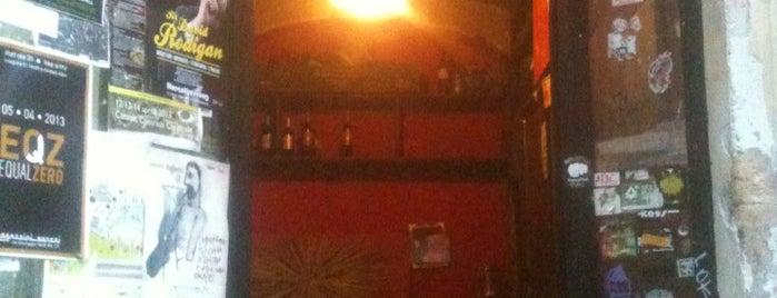 Uva Bar De Tapas is one of Catania quick and dirty.