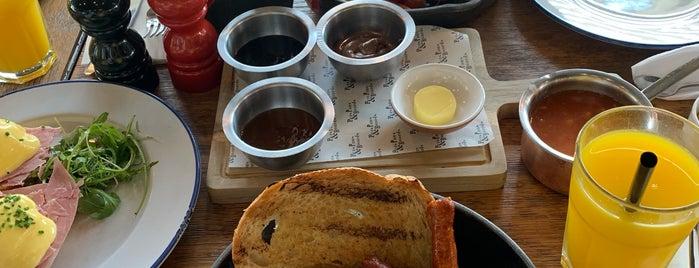Dubai ~ Breakfast Restaurants