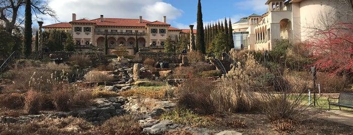 Philbrook Gardens is one of Locais curtidos por IrmaZandl.