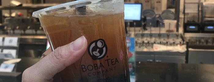 Boba Tea Company is one of Chloe's Liked Places.