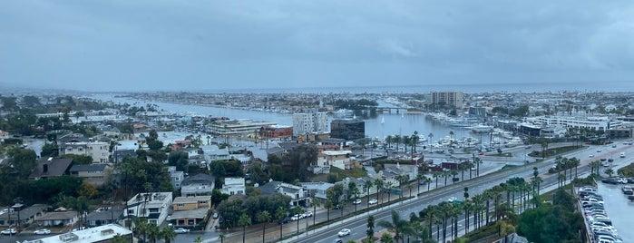 Hoag Hospital Newport Beach is one of NB.