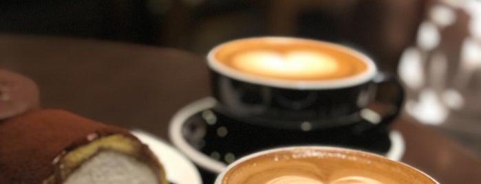 EDIYA COFFEE LAB is one of South Korea.