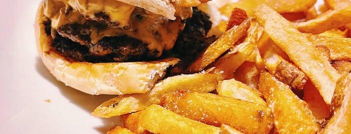HiHo Cheeseburger is one of Rumana's LA Fifty.