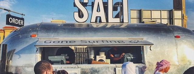 SALT is one of #myhints4Dubai.