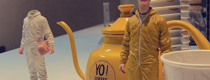 YO! Coffee is one of Riyadh Cafe.