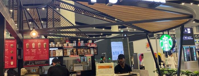 Starbucks is one of Lugares favoritos de Renad.