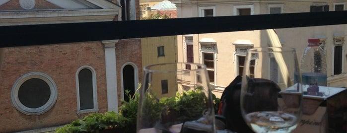 Ristorante Caffe' Ciampini is one of Bons plans Rome.