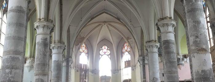 Сердце Иисуса is one of Культові споруди Чернівців.