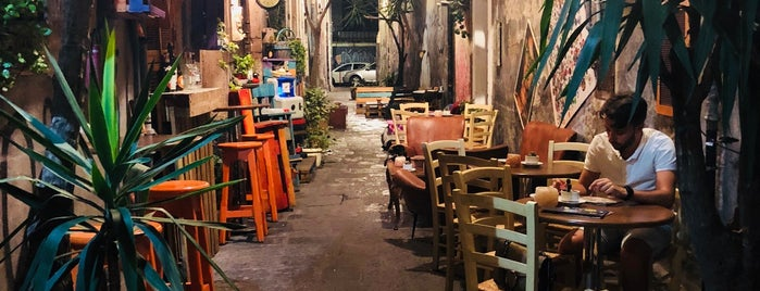 Macondo - Wine & Book Café is one of How to explore Sicily?.