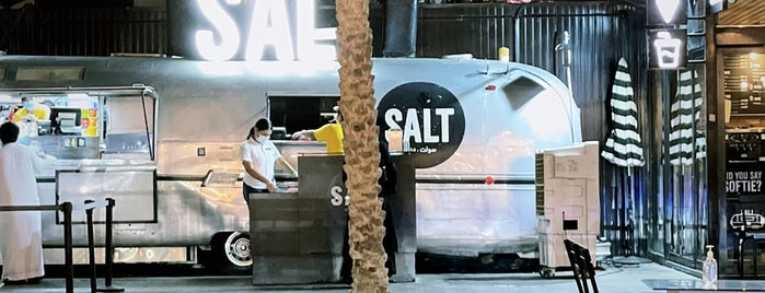 SALT is one of Abu Dhabi.