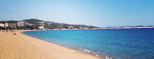 Platja d'Aro is one of Playas de España: Cataluña.