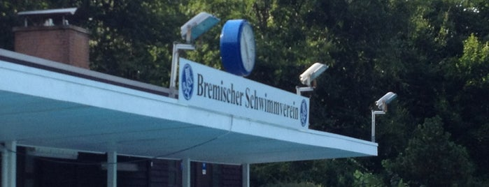 BSV -  Bremer Schwimmverein is one of Posti che sono piaciuti a Nils.