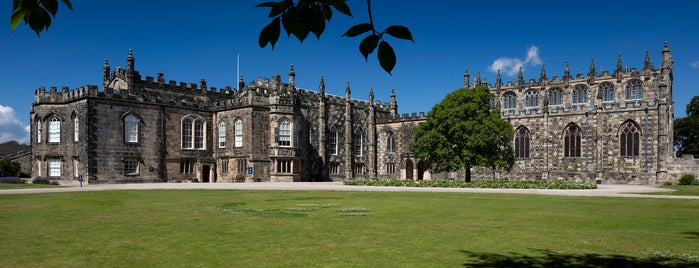 Auckland Castle is one of Posti che sono piaciuti a Carl.