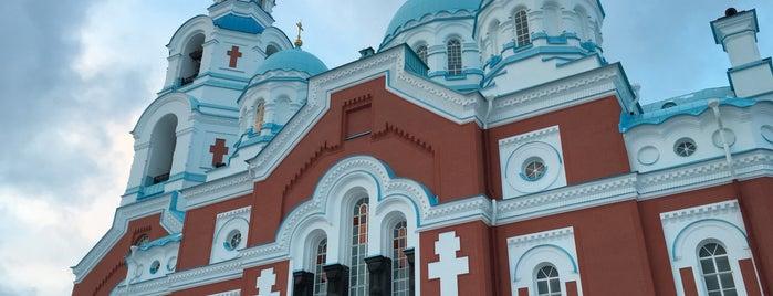 Спасо-Преображенский Валаамский монастырь is one of Евгения'ın Beğendiği Mekanlar.
