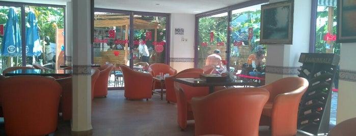 Rosella Apart Hotel is one of Orte, die Yunus gefallen.