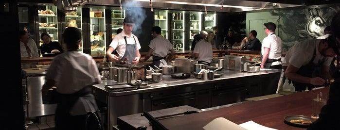 Momofuku Ko is one of NYC: Favorite restaurants & brunch spots!.
