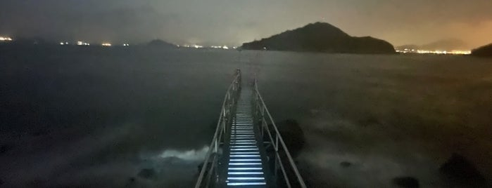 Sai Wan Swimming Shed is one of IG.