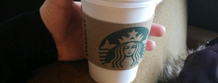 Starbucks is one of Lieux sauvegardés par Mustafa.
