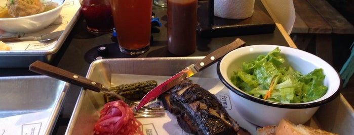 Brisket BBQ is one of Another Moscow.