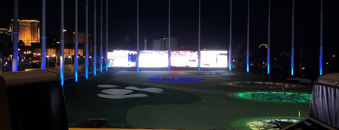 Topgolf is one of Chrisさんのお気に入りスポット.