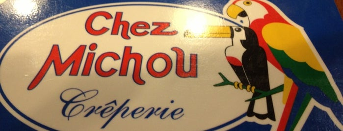 Chez Michou Crêperie is one of Paola 님이 좋아한 장소.