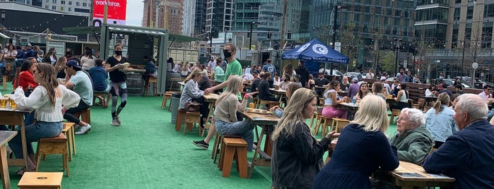 Cisco Brewers Pop-Up - Seaport is one of Been to Boston.