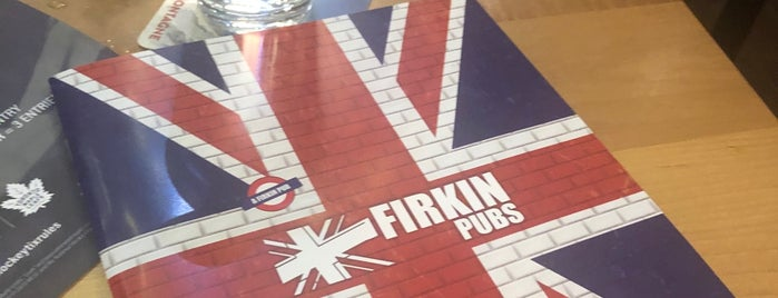 Firkin On Bloor is one of Places eaten (Toronto).