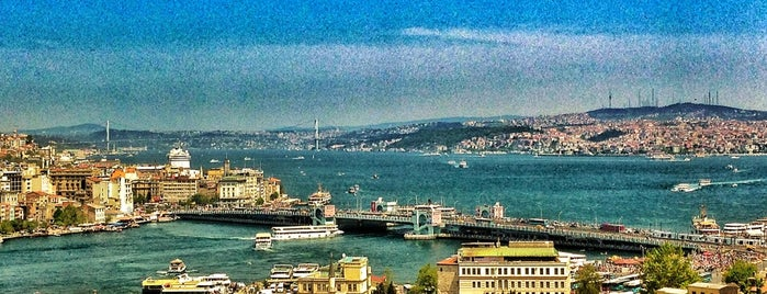 Mimar Sinan Teras Cafe is one of # istanbul.