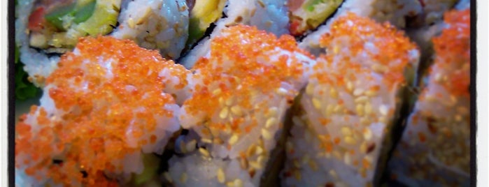 Ohh! Sushi & Grill is one of Wroclaw-erasmus.