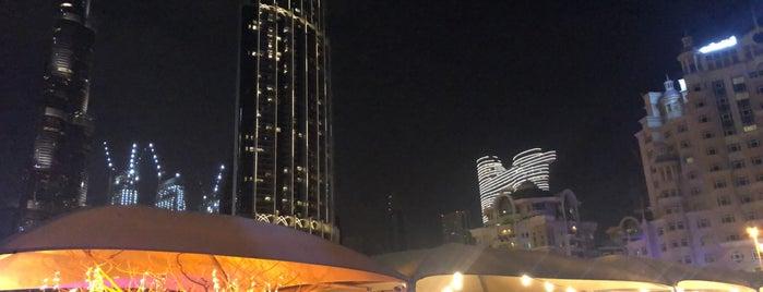 Rove Downtown Dubai is one of Orte, die Carla gefallen.