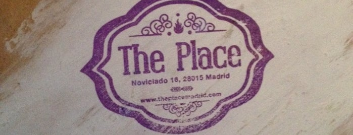 the place is one of Places in Madrid.