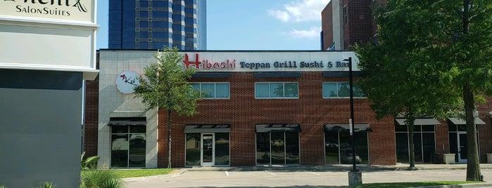 Hibashi Teppan Grill Sushi Bar is one of Dallas Special.