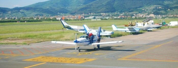 """Aeroporto di Firenze """"Amerigo Vespucci"""" (FLR) is one of Airports Worldwide...."""