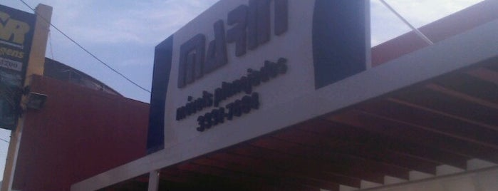 Marin Móveis is one of สถานที่ที่ Estela ถูกใจ.