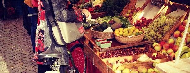 Boerenmarkt is one of My Amsterdam.