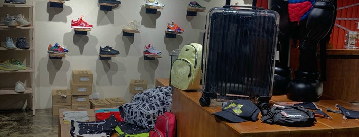Sovereign is one of Concept store.